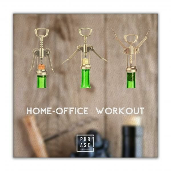 Home-Office Workout | Leinwand