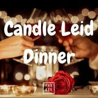 Candle Leid Dinner | T-Shirt