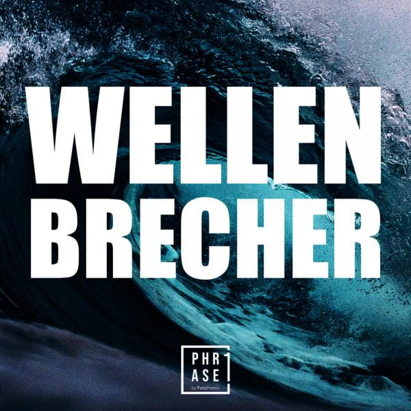 Wellenbrecher | Leinwand