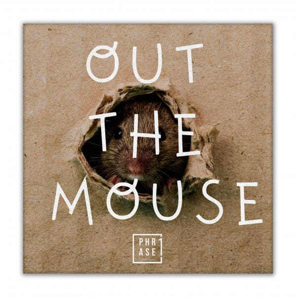 Out the mouse | Leinwand