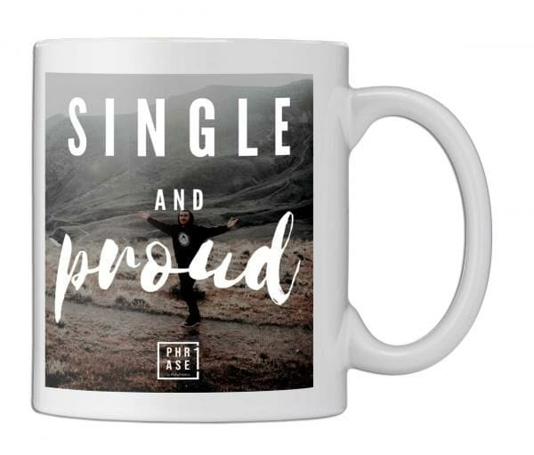 Single and proud⠀ | Tasse