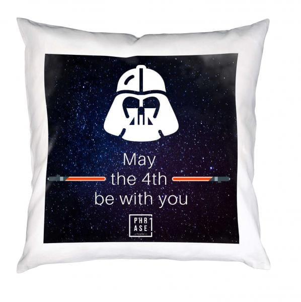 May the 4th be with you – ... | Kissen mit Füllung