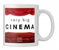 Very big Cinema | Tasse