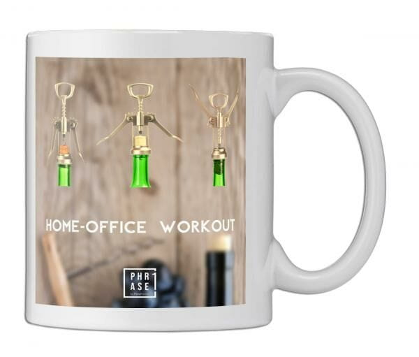 Home-Office Workout | Tasse